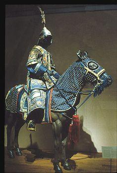 Knights in Central Park   MetMedia   The Metropolitan Museum of Art