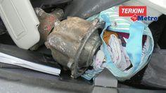 Lelaki maut komponen pemacu gear seberat 20 kilogram tercabut dari lori dan terkena keretanya   Lelaki maut apabila komponen pemacu gear seberat 20 kilogram tercabut dari sebuah lori dan terpelanting ke dalam kereta mangsa di Kilometer 38 Lebuhraya Shah Alam (KESAS) berhampiran susur keluar Subang Jaya di sini petang semalam.  Lelaki maut komponen pemacu gear seberat 20 kilogram tercabut dari lori dan terkena keretanya  Dalam kejadian 4.55 petang itu mangsa yang memandu kereta bersama isteri…