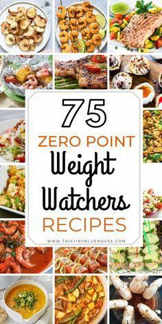 Zero Point Weight Watchers Food Ideas 75 MUST TRY Zero Point Weight Watchers Food and recipe ideas that are sure to make sticking to your diet an absolute breeze. From apps to soups and lunches, dinners an Weight Watcher Snacks, Dessert Weight Watchers, Plats Weight Watchers, Weight Loss Meals, Diet Plans To Lose Weight Fast, Weight Watchers Meals, Losing Weight, Healthy Diet Plans, Recipes