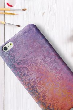 The grunge watercolors enhance and give sophistication to any phone. This grunge purple watercolor phone case is available for iPhone and Samsung. Phone Covers, Watercolors, Grunge, Samsung, Iphone, Purple, Mobile Covers, Water Colors, Watercolor Paintings