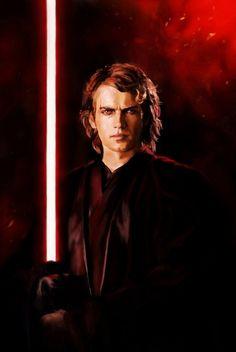 Star Wars Rebels, Star Wars Saga, Star Wars Fan Art, Star Wars Jedi, Anakin Dark Side, Anakin Dark Vador, Darth Vader, Anakin Vader, Anakin And Padme