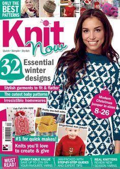 Knit Now Magazine 40 2014 (1)