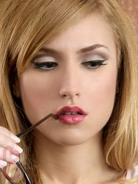 Pictures : 60s Retro Glam: Mad Men Makeup - 60s Makeup Look For Night