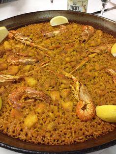 Sapori di Spagna Paella di mare
