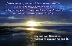 """""""TODO LO PUEDE EN CRISTO"""" DEVOCIONAL DIARIO: Reflexiones para vos. http://reflexionesparavos.blogspot.com/2015/04/jamas-se-desanime.html?spref=tw #MujeresEnPeligro #ReflexionesParaVos"""