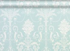Laura Ashley Josette Duck Egg Wallpaper £33.00 per roll