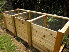 Lehtikomposti puutarha kasvimaa