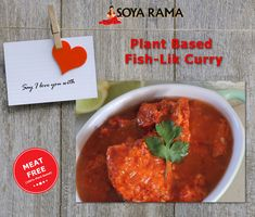 Say Love You, Curry Recipes, Plant Based, Valentines, Fish, Vegan, Cooking, Ethnic Recipes, Plants