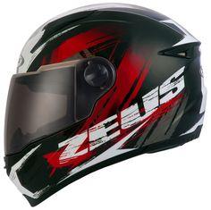 ZEUS 813 Motorcycle Helmet Double Lenses Upscale Full Motorbike Riding Helmets