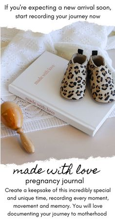 Create a keepsake of this incredibly special and unique time, recording every moment, movement and memory of your pregnancy. You will love documenting your journey to motherhood with made with love. Pregnancy Journal, In This Moment, Love, Inspiration, Amor, Biblical Inspiration, I Like You, Inhalation