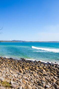 Noosa Heads on the Sunshine Coast of Queensland, Australia