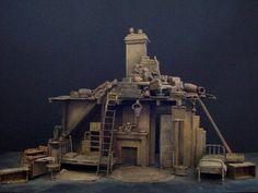 The Caretaker Theatre Scenery and Theatre Set Design Gallery