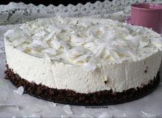 Sernik z mlekiem kokosowym - przepis ze Smaker.pl Polish Recipes, Polish Food, Foods With Gluten, Vanilla Cake, Feta, Camembert Cheese, Cheesecake, Food And Drink, Cooking Recipes