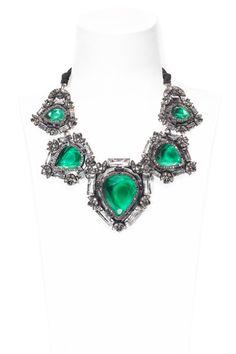 Lanvin 10th Anniversary Jewellery - Barbara Hutton (Vogue.com UK)