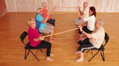 group therapy activities for seniors / group therapy activities for seniors & group physical therapy activities for seniors Group Therapy Activities, Elderly Activities, Senior Activities, Spring Activities, Training Programs, Workout Programs, Fitness Senior, Stretching Program, Crafts For Seniors