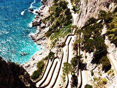 #Capri#via Krupp #sea