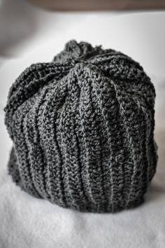 Modna czapka na szydełku/ fashion crochet beanie