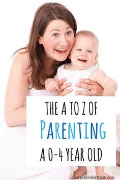 The A to Z of Parenting A 0-4 Year Old | A to Z of Parenting | Parenting Life | Learn As A Parent | Parenting Terms | Parenting Guide | Parenting Help |