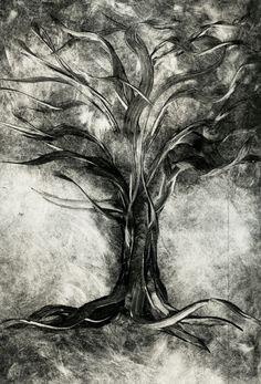 Yggdrasil #tree #art