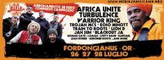 4°EDIZIONE MEDIO JAMAICANO REGGAE FESTIVAL – FORDONGIANUS -26-28 LUGLIO