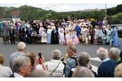 Grand parade for Ilfracombe's Victorian Week36