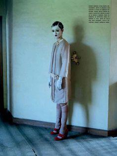 'Mechanical Dolls' by Tim Walker | Vogue Italia October 2011
