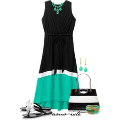 Still Summer! - Plus Size, created by amo-iste on Polyvore