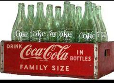 Returning Coke bottles