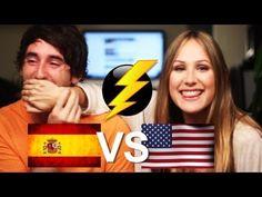 SPAIN VS USA PART 3 RONDA RELAMPAGO - Luzu y Lana