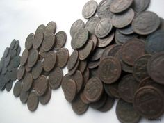 A hoard of copper coins of Alexander I