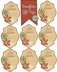 New Ideas diy christmas tags printable xmas Diy Christmas Tags, Christmas Tags Printable, Holiday Gift Tags, Noel Christmas, Christmas Wrapping, Christmas Crafts, Christmas Decorations, Xmas Gifts, Diy Gifts
