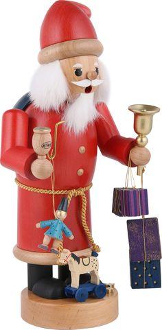 Räuchermännchen Weihnachtsmann (31cm) von KWO