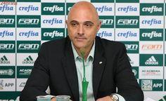 Galiotte afirma que oscilação do Palmeiras provocou demissão de Eduardo Baptista