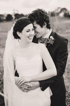 Wedding Photography. Bow tie.