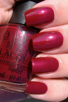 OPI Bastille My Heart (2011 French Collection)