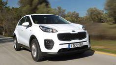 Kia Sportage 1.7 CRDi by drive.gr