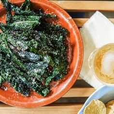 Heres How to Make Crunchy and Addicting Kale Chips