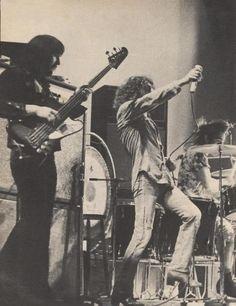 The Who - John, Roger & Keith