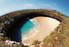Mexicos versteckter Strand