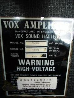 Vox AC 50 Gitarre Bass Verstärker Vollröhre Made in Engl Amp Vint in Nordrhein-Westfalen - Hemer | Musikinstrumente und Zubehör gebraucht kaufen | eBay Kleinanzeigen