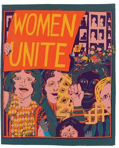 the feminist posters of See Red Women's Workshop
