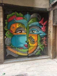 LesMeninas   StreetArtBarcelona