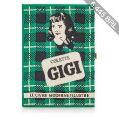 Olympia Le-Tan Colette Gigi Book Clutch