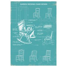 How to build a rocking chair the IKEA way :)    ILD Poster - IKEA