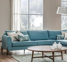 Living room decoration is one of the most comprehensive articles about the decoration of the living room decorating ideas 2019 and suggestions are waiting Corner Sofa Set, Corner House, Furniture Projects, Furniture Sets, Living Room Decor, Living Spaces, Dining Room, Contemporary Home Furniture, Apartment Living