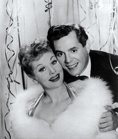 Lucy and Desi - Happy New Year