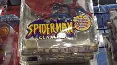 Toybiz Spider-Man Classics Action Figure Collection Of The Vendor Revealed At Florida Supercon 2016 This video reveals the Toybiz Marvel Legends Action Figure Collection Of The Vendor At Florida Supercon 2016. As seen in the video some of the action figures that comprise this Toybiz Spider-Man Classics Collection encompass the Spider-Man Action Figue the Black Suit Spider-Man Action Figure the Rhino Action Figure and the Spider-Man 2099 Action Figure.