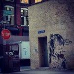 @Shepard Fairey - Shepard Fairey's Instagram photos | Statigram  Brooklyn, New York, 2007. #newyork #dumbo #brooklyn #obeygiant #shepardfairey #streetart #wheatpaste