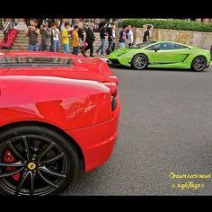 Lamborghini Supercar, Ferrari F430, Lamborghini Gallardo, Supercars, Hot Cars, Dream Cars, Amazing, Colors, Instagram Posts