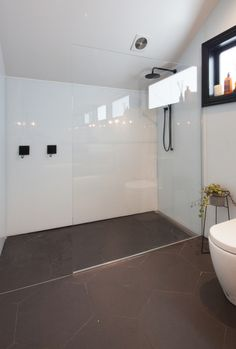 Frameless Glass Showers » Archipro